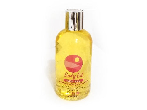 Guava Juice Body Oil - Pooka Pure and Simple