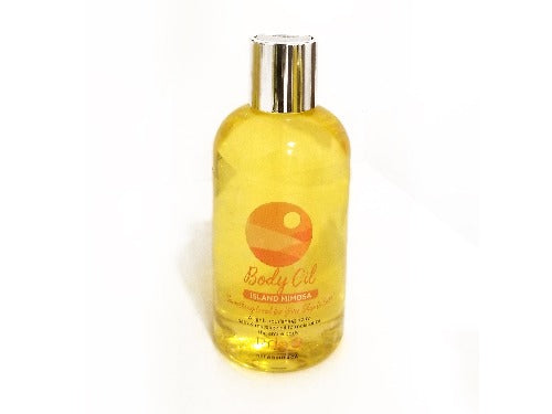 Island Mimosa Body Oil - Pooka Pure and Simple