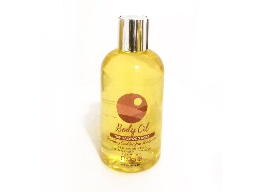 Sandalwood Rose Body Oil