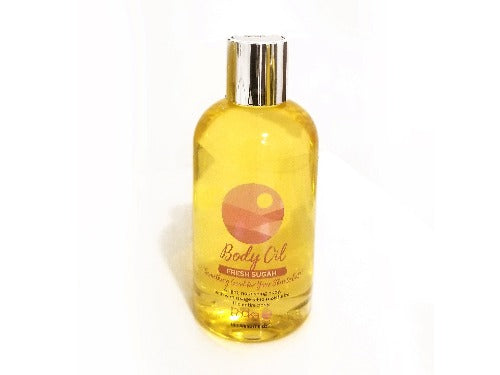 Fresh Sugah Body Oil - Pooka Pure and Simple