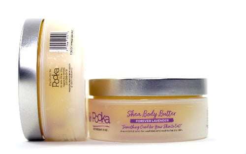 Forever Lavender Body Butter - Pooka Pure and Simple