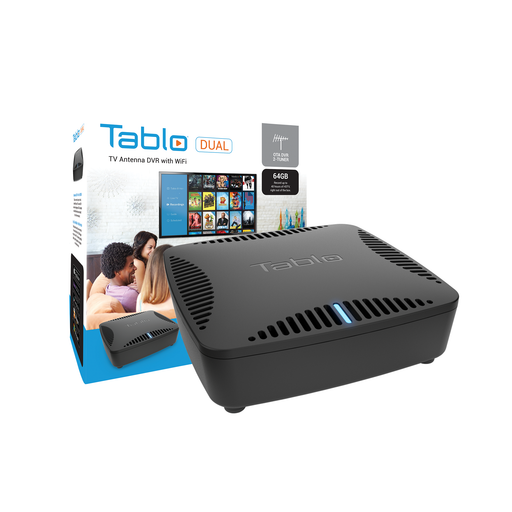 Tablo DUAL 64GB Over-The-Air DVR