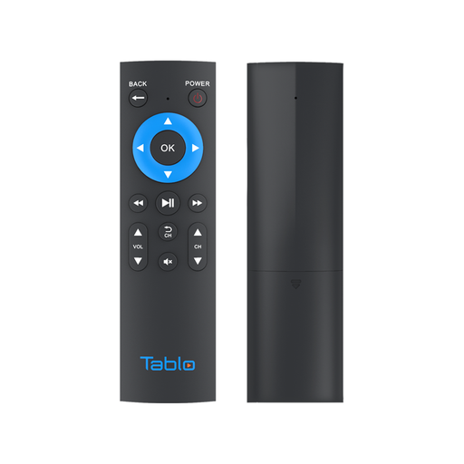 Official Replacement Remote for Tablo DUAL & QUAD HDMI
