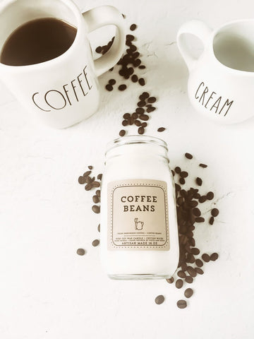 Coffee Candle - Etsy