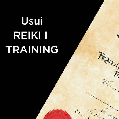Learn Reiki ONE / 2- Day Training Workshop