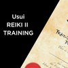 REIKI II  Training Workshop