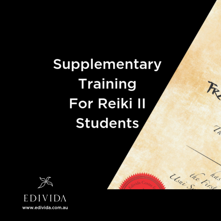 REIKI II Supplementary Workshop