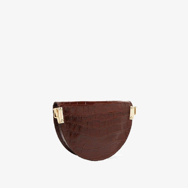 Half Moon Shoulder Bag - Virago