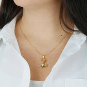 Sweet Savanna Giraffe Necklace