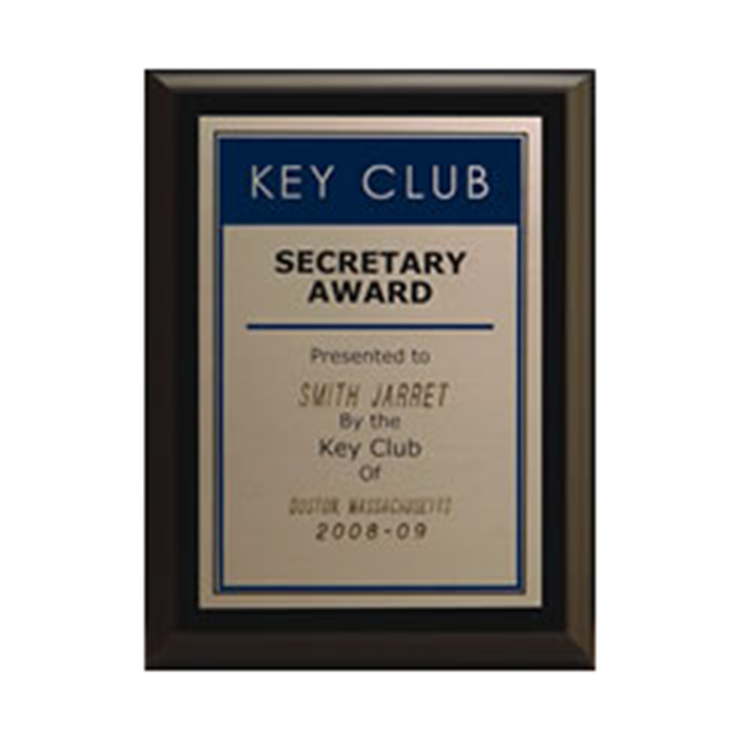 Key Club - PLQ  Secretary