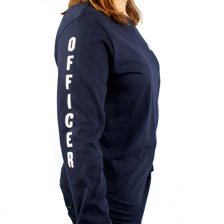 Long Sleeve Officer Shirt
