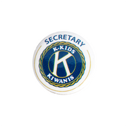 K-Kids Secretary Button