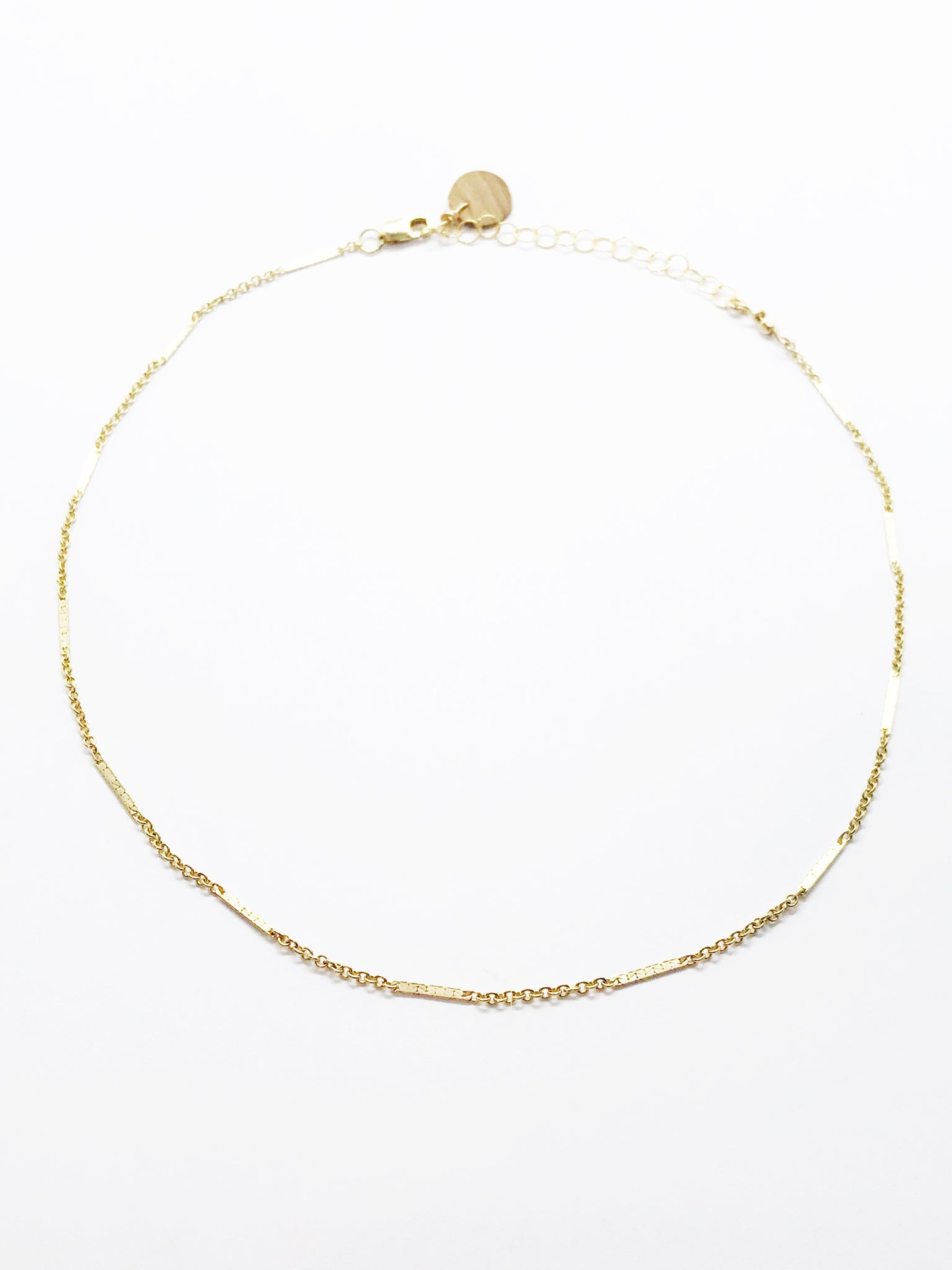 Bar Accent Choker