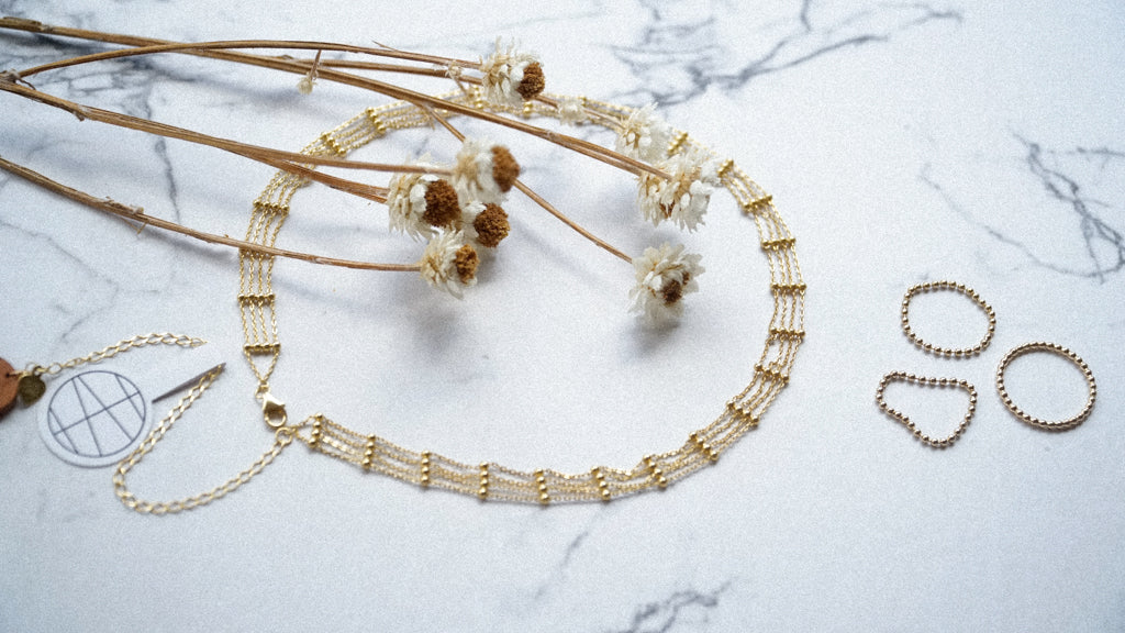 ROYAL CHOKER 14k Gold