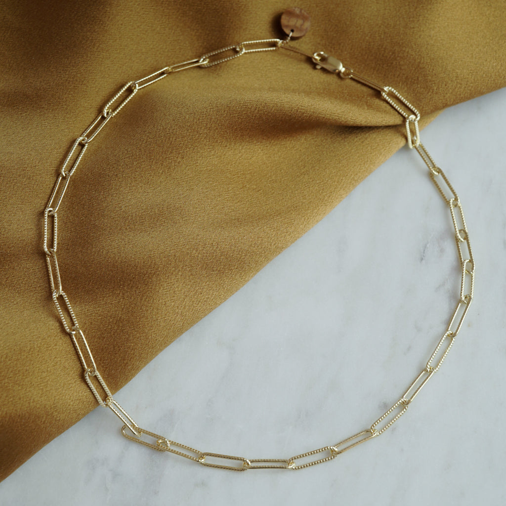 High&Low Kai e'e Choker