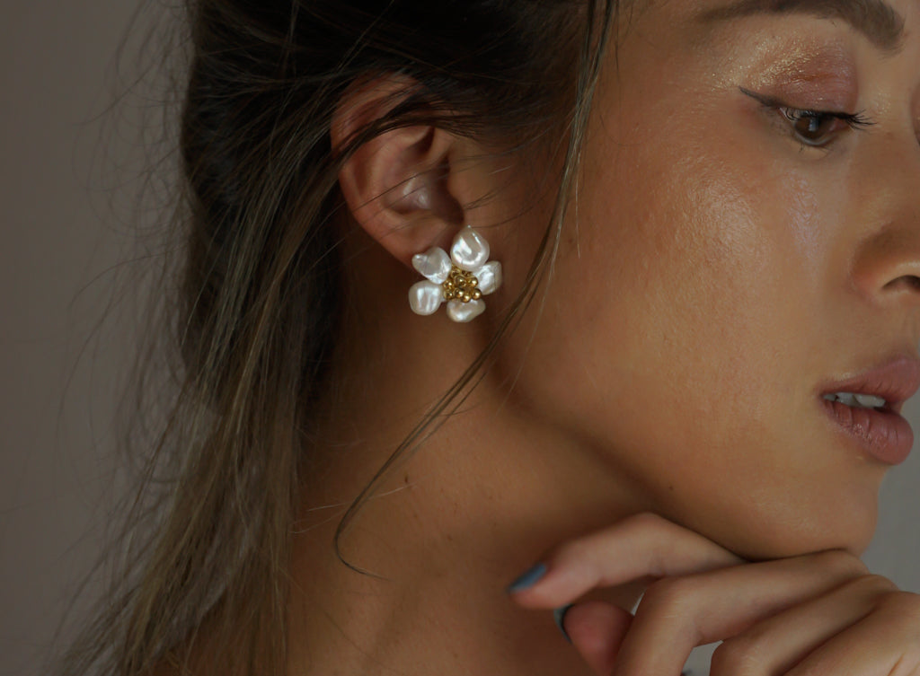 Blooming Earrings