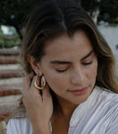 Ua Golden Raindrops Earrings