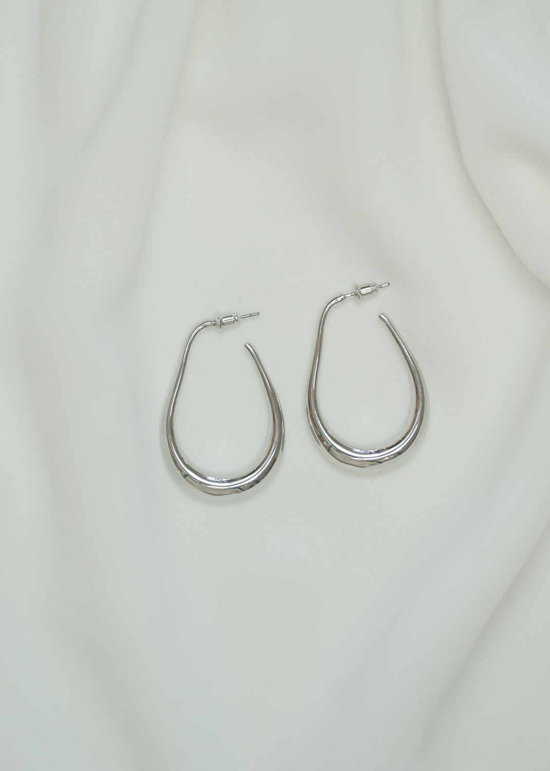 Ua Silver Earrings