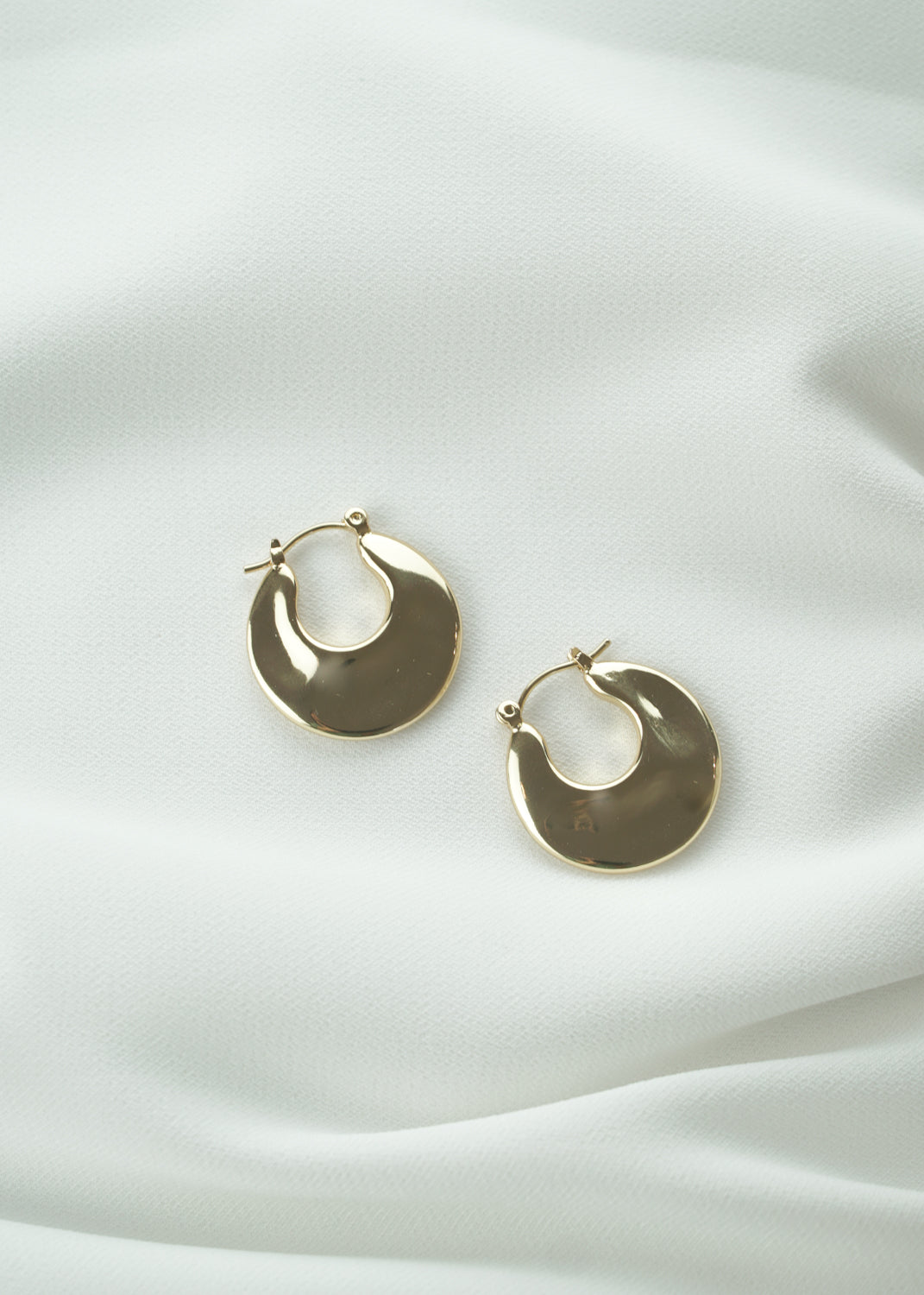 Gold ili Earrings