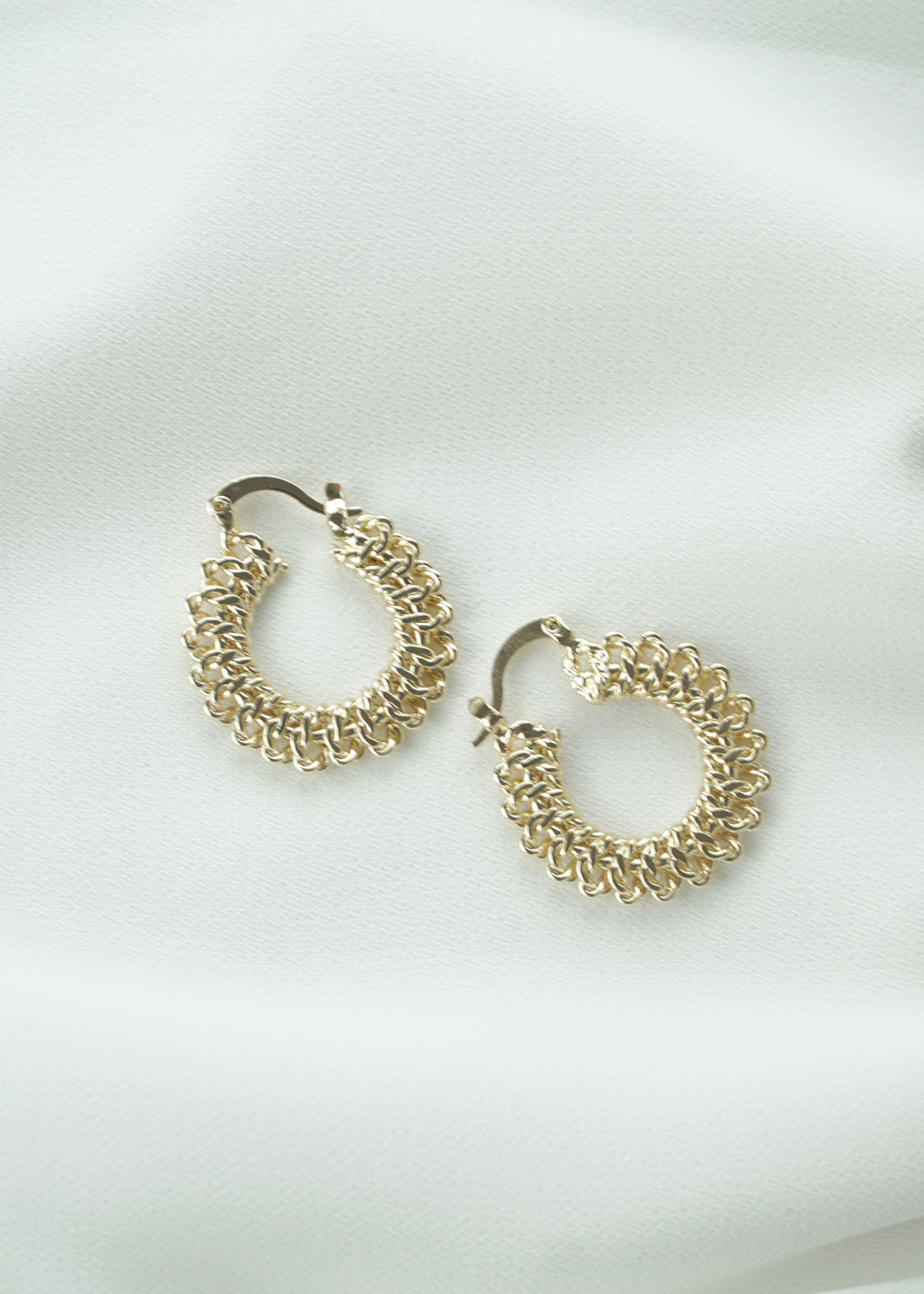 Yes Day Gold Earrings