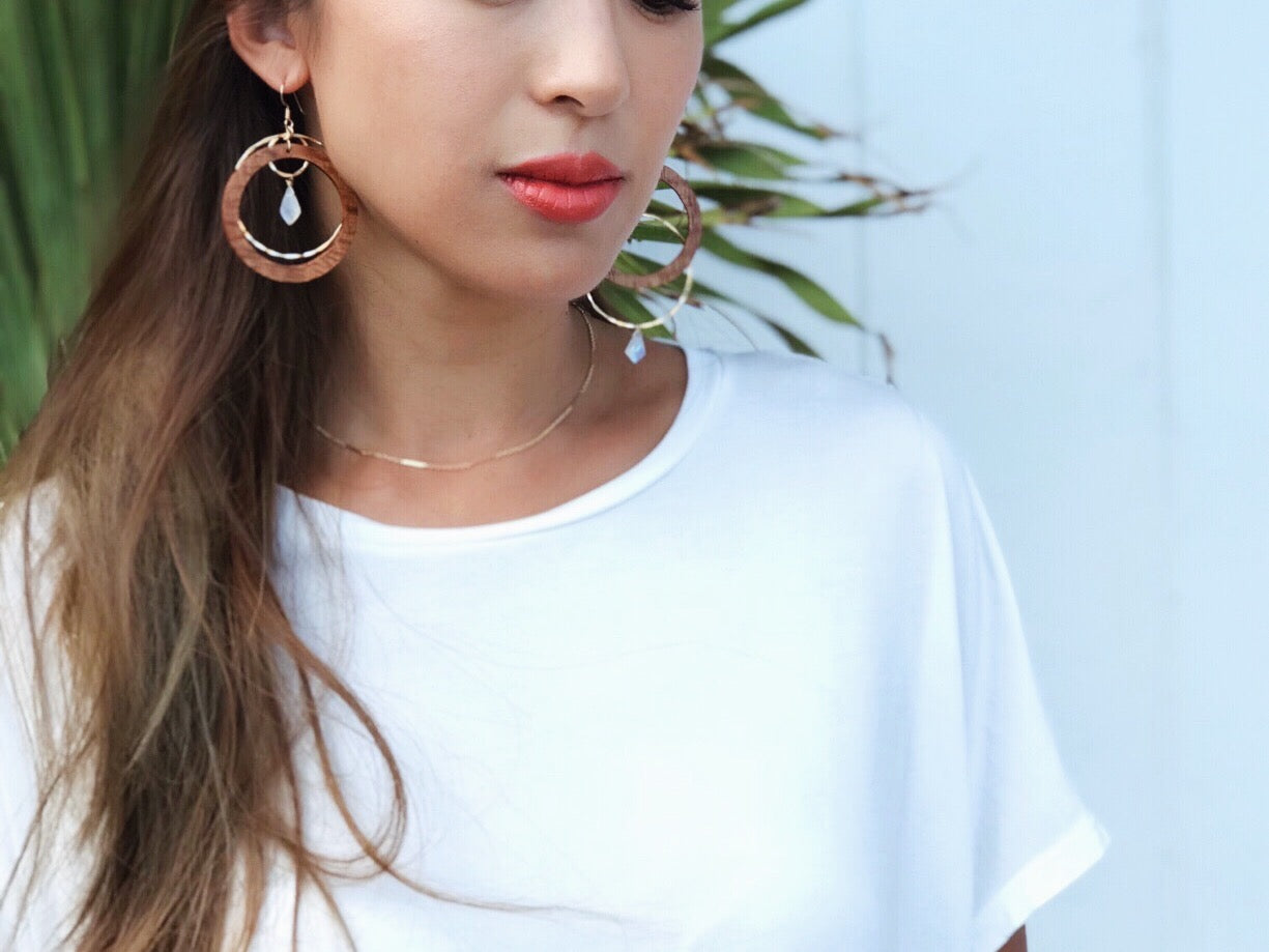 HIWA EARRINGS