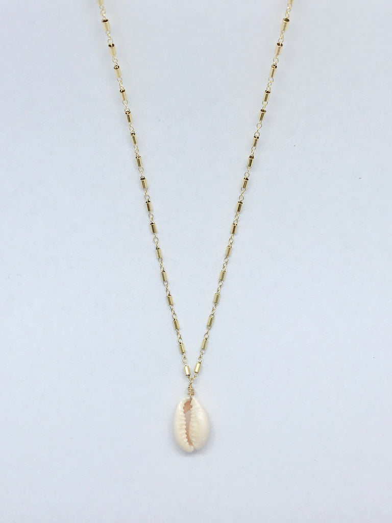 Cowrie Necklace