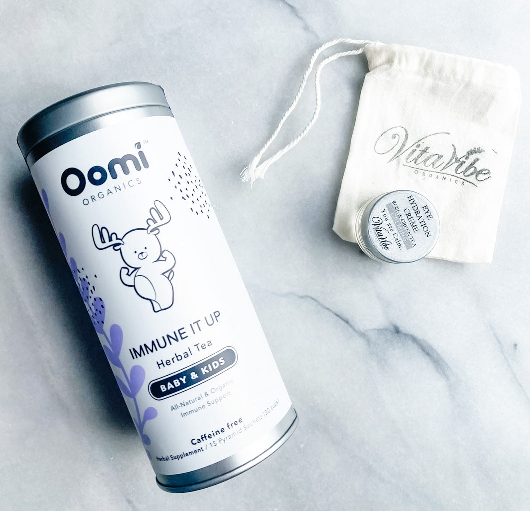 Oomi + Vita Vibe Mommy & Me Bundle & Gift Set