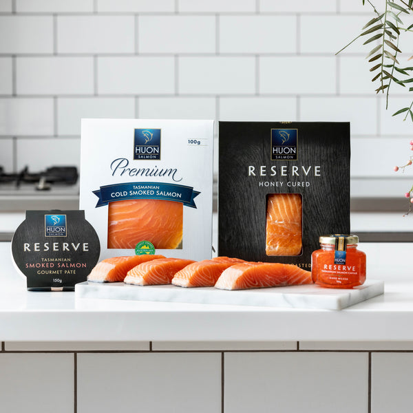 Huon Salmon Lover's Pack