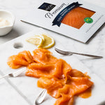 Load image into Gallery viewer, Premium Cold Smoked Salmon