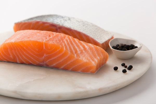 Fresh Huon Salmon Portions - Twin Pack