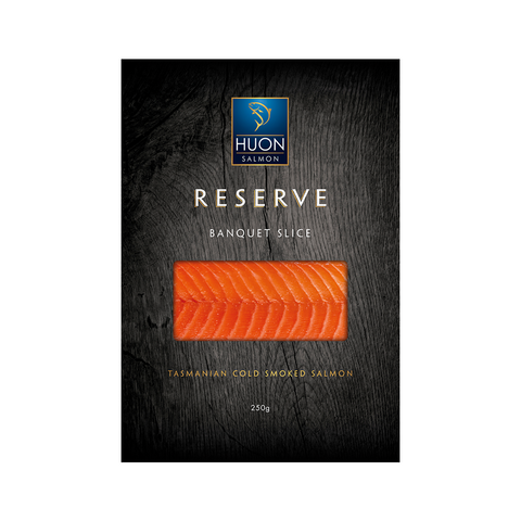 Reserve Banquet Slice Cold Smoked Salmon
