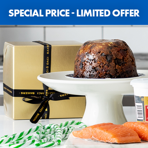 Daci & Daci Christmas Pudding 900g