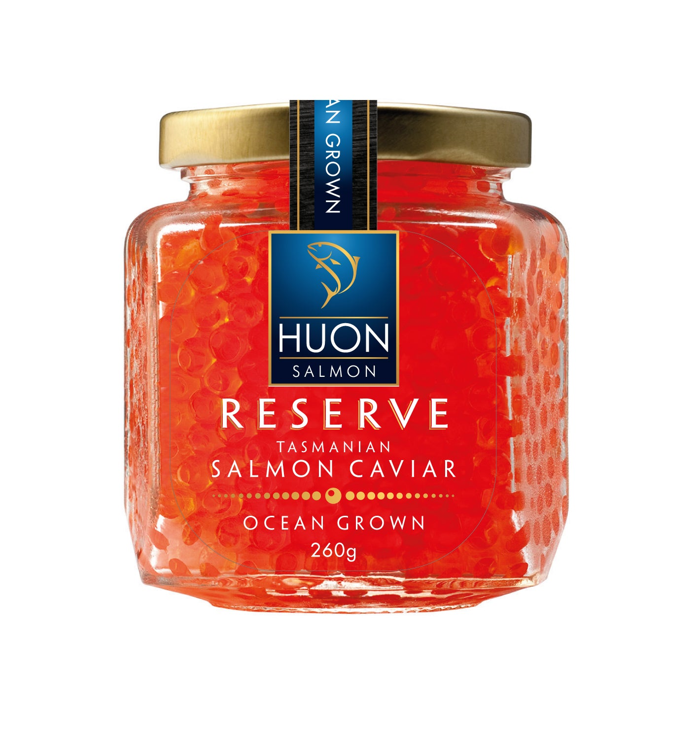 Reserve Selection Ocean Grown Salmon Caviar