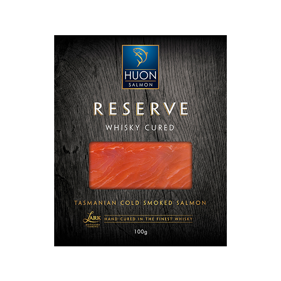 Reserve Whisky Cured Smoked Salmon
