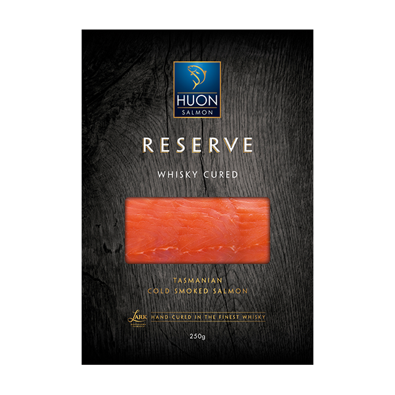 Whisky Cured Smoked Salmon
