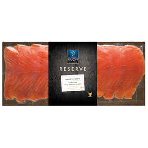 Reserve Whisky Cured Cold Smoked Salmon