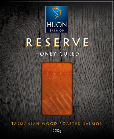 Reserve Honey Cured Wood Roasted Salmon