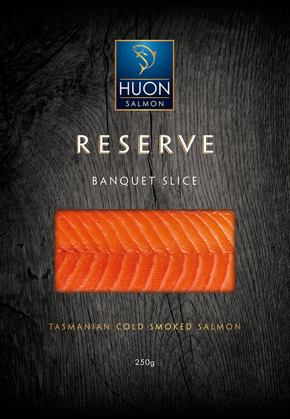 Banquet Slice Cold Smoked Salmon