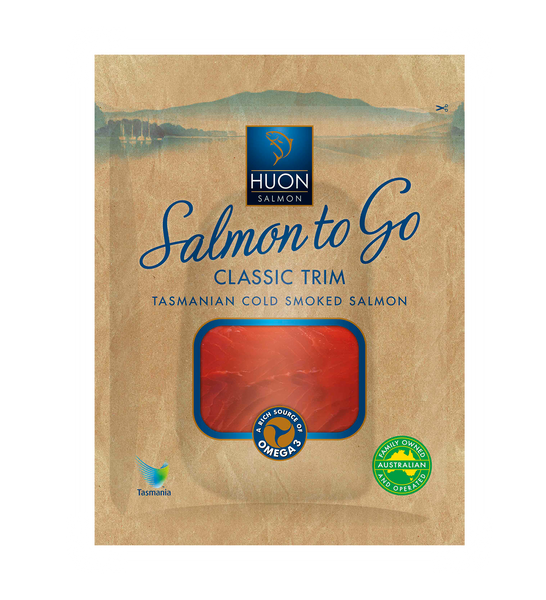 Salmon to Go Cold Smoked Salmon