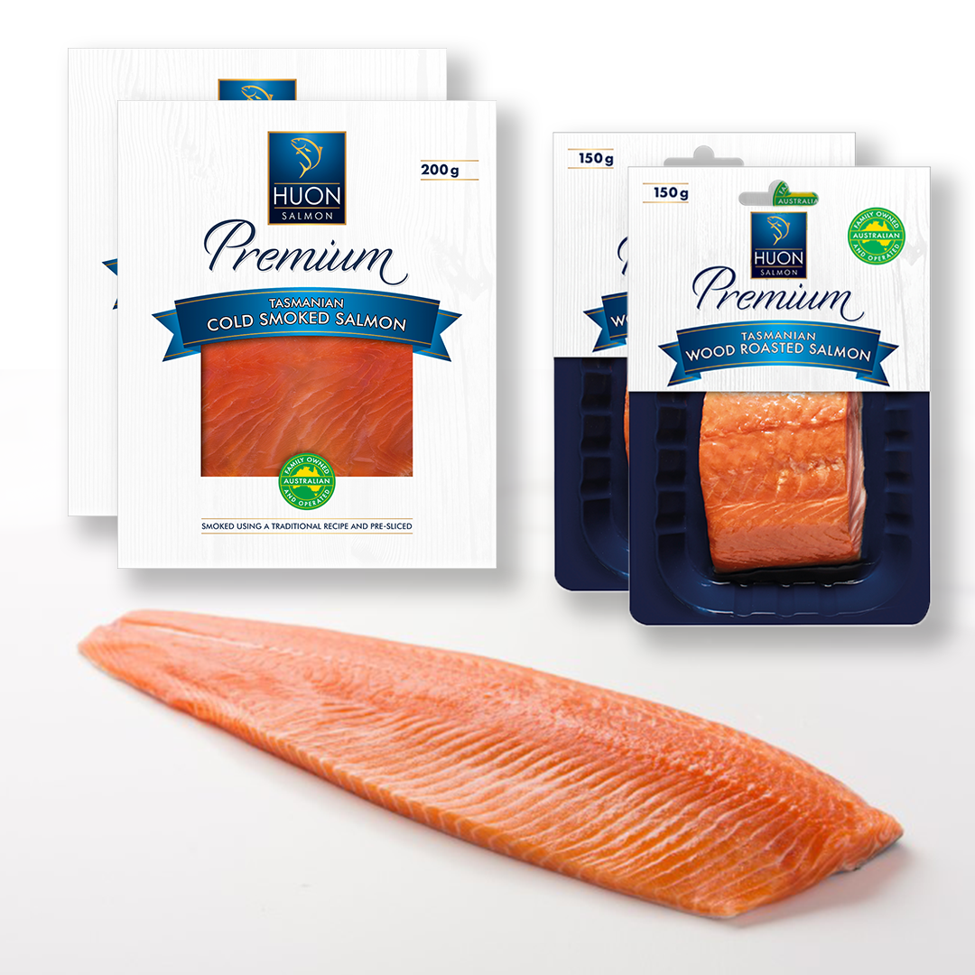 Huon Salmon Family Iso-Pack - NEW