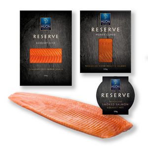 Huon Salmon Iso-in-Style Pack - NEW