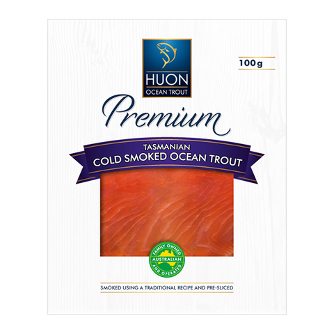 Premium Cold Smoked Ocean Trout