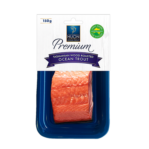 Premium Wood Roasted Ocean Trout