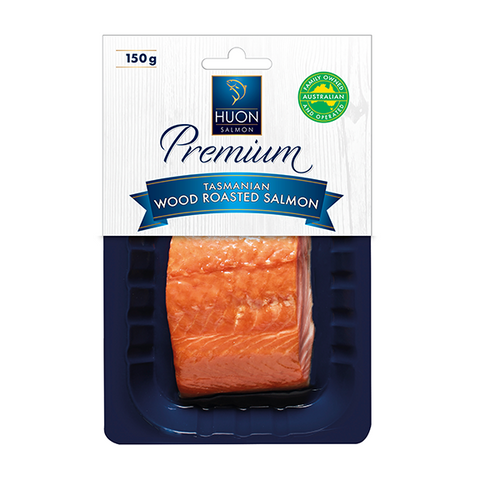 Premium Wood Roasted Salmon