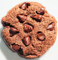 Lo-Low Double Chocolate Chip Cookies