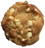 Lo-Low White Chocolate Macadamia Cookie