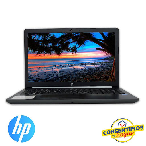 Laptop H.P. Modelo 15-da0001-la Windows 10 Intel Celeron N4000 Pantalla: 15.6 pulgadas.