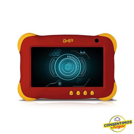 "Tablet NOTGHIA-219 KIDS pantalla 7""- IRON"