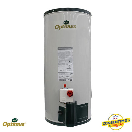 Boiler Optimus Depósito OR-10 10 Galones Natural
