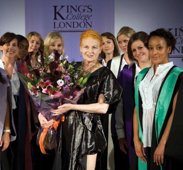 Kings College London Graduation Gown